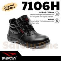 Cheetah 7106H - Sepatu Safety Shoes Ringan Anti Statis Ergonomis