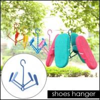 Gantungan Jemuran Sepatu dan Sandal Serbaguna (Shoes Hanger)