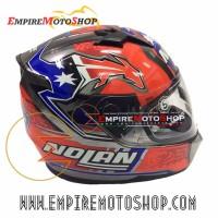 Helm Nolan N64 Stoner Suzuka Scratched Chrome