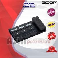 Efek Gitar Multi Zoom G3xn / Zoom G3 Xn / G3x N / G3-Xn / G3x-N