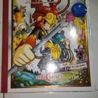 Perjalanan ke barat 2 Kisah sun go kong educomics BIP buku cerita anak