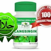 LANGSINGIN (Obat Pelangsing) Herbal, Aman, Halal