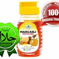 MADU ASLI MULTIFLORA (Madu Multi Vitamin) Herbal, Alami, Halal