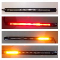 lampu led flexible led rem tambahan motor ,Mobil bias sein