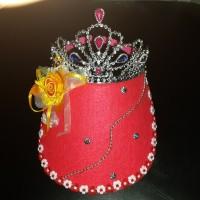 Topi Ultah / Mahhota Putri