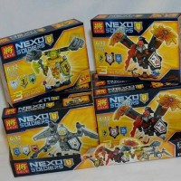 Lego Lele Nexo Soldiers Kecil Series
