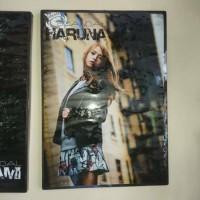 Poster SCANDAL - magazine personil