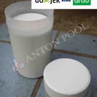 Kaporit Tablet 90% / Chlorine Tablet 90% (pack 1kg) Gojek / Grab only