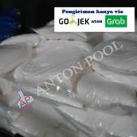 Kaporit Granular 90%/Chlorine Granular 90% (pack 1kg) Gojek/Grab only
