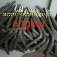 Jual Angkur Baja   Produksi Anchor bolt