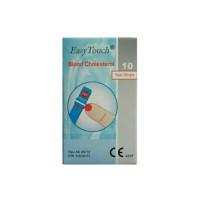 Strip Isi Ulang Easy Touch Kolesterol Refill Easytouch GCU Murah
