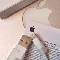 Original 100% Kabel Data Lightning iPhone 2,3/3Gs,4/4s,5/5s/6, iPad