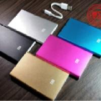 Powerbank Xiaomi 99000Mah Slim Stainless /paling muraah
