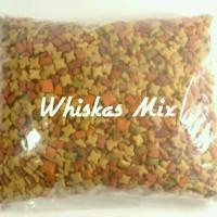Makanan Kucing Whiskas Mix Repack 350gr