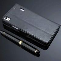 Flip Cover Casing Lenovo A7000 K3 Leather Case