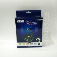 ATEN CS-22U 2-PORT USB CABLE KVM SWITCH