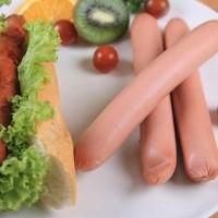 BEEF SAUSAGE JUMBO (SOSIS SAPI - AROMA/Daging Sapi Asap)-FROZEN FOOD