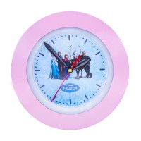 Jam Dinding 20.5 cm Frozen - LIMITED STOCK