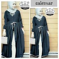 d.r Dress Murah / Dress Muslim / Maxi Dress / Salemar