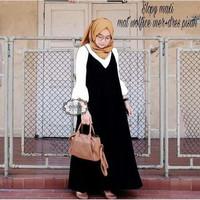 d.r Dress Murah / Dress Muslim / Maxi Dress / Slivo Dress