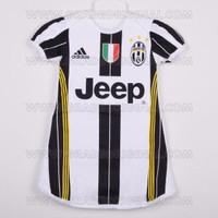 Baju Bola Baby Dress Jersey Anak Bayi Juventus Home 2016 2017