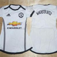 Baju Bola Bayi Anak Cewek / Baby Dress Manchester United MU 3rd 16/17