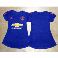 Mu Away - Dress Baju Bola Bayi Jersey Anak Perempuan
