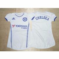 Dress Baju Bola Bayi Jersey Anak Perempuan - Chelsea Away