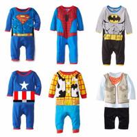 Jumper Bayi Kostum Superhero