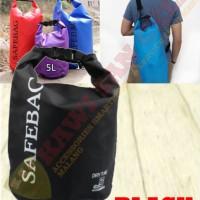 Safebag Outdoor Drifting Waterproof Bucket Dry Bag 15 Liter - MALANG