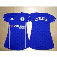 Chelsea Home - Dress Baju Bola Bayi Jersey Anak Perempuan
