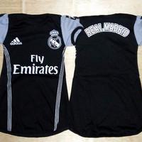 Baju Bola Bayi Anak Cewek / Baby Dress Real Madrid 3rd 16/17