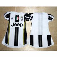 Juventus - Dress Baju Bola Bayi Jersey Anak Perempuan