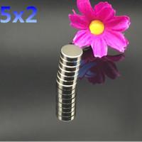 MAGNET NEODYMIUM SUPER KUAT 5x2