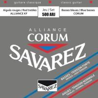 Savarez 500 ARJ - Corum Alliance Mixed Tension Classical Guitar String