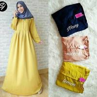 j.s Dress Murah / Dress Muslim / Maxi Dress / Karin Maxy (Busui)