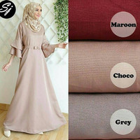 j.s Dress Murah / Dress Muslim / Maxi Dress / Anjali Maxy