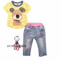 VS13-346C GIRLSET Baju Pakaian Setelan Import Murah Anak Perempuan