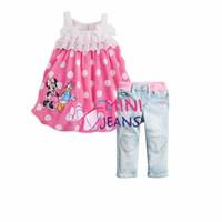 Pakaian Anak - Baju Setelan Anak Perempuan (MJ 396) 2-7 Tahun