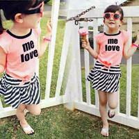 Stelan Kids Love Girl