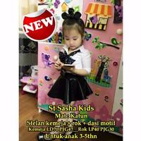Baju Anak Perempuan | Pakaian Anak | St Sasha Kid 3x1 SW setelan anak