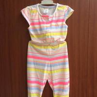 Jumpsuit Anak Perempuan Branded Bobo Kids / Jumpsuit Anak / Jumpsuit A