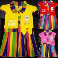 Grosir dan eceran baju anak cewek usia 1,2 dan 3 tahun ank02