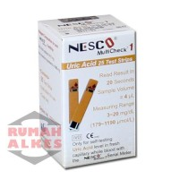 Strip Cek Asam Urat NESCO