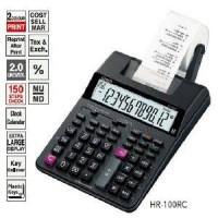 CASIO HR-100 RC - Calculator Printing/Kalkulator Struk/ Print 100RC