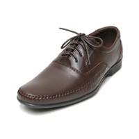 Sepatu Kulit Asli Pria |Erick Shoes - Coffee, Sepatu Kulit Moccasin
