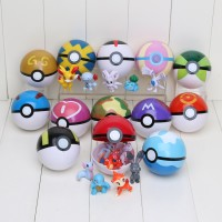 Pokeball 1 Pack Isi 13 Pokemon Figure One PIece Figma Thousand Sunny Y