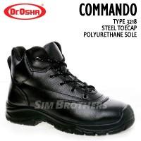Sepatu Safety Shoes Dr. OSHA Commando Ankle Boot - Size 5 - 39