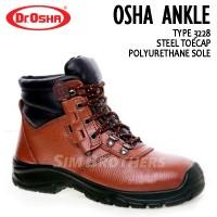 Sepatu Safety Shoes Dr. OSHA Ankle Boot - Size 5 - 39