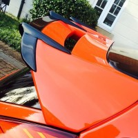 PO Ekstension Spoiler Ford Fiesta Mountune